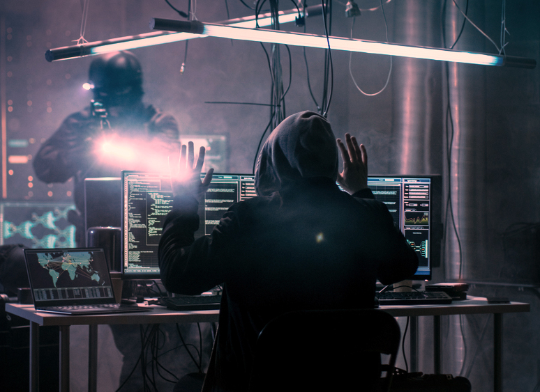 Ai The New Cyber Crime Solution And Threat Aghiath Chbib